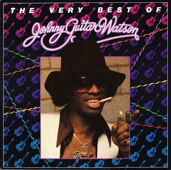 #<Artist:0x00007f651dc9f840> - The Very Best Of Johnny Guitar Watson