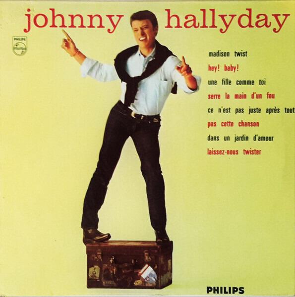 johnny hallyday n°3 (madison twist)