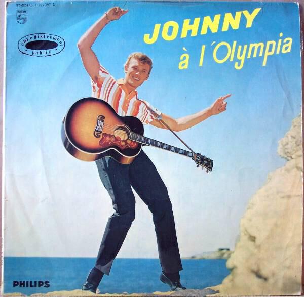 Johnny Hallyday À l'Olympia (MONO)