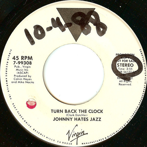 #<Artist:0x00007f51e9a98868> - Turn Back the Clock