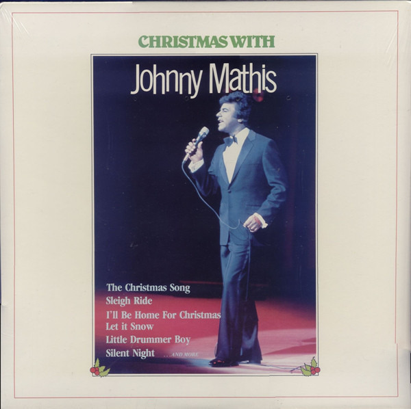 Johnny Mathis Christmas With Johnny Mathis