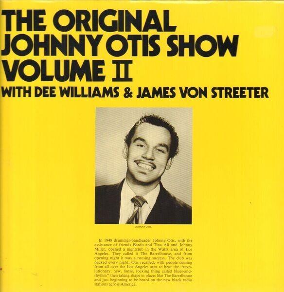 #<Artist:0x007f821f388418> - The Original Johnny Otis Show Volume II