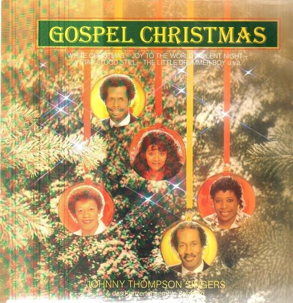 Johnny Thompson Singers Gospel Christmas