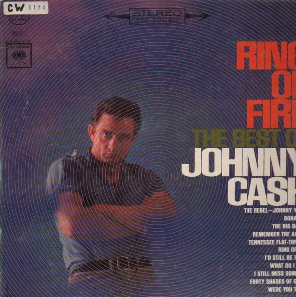 #<Artist:0x000000074588d0> - Ring Of Fire - The Best Of Johnny Cash