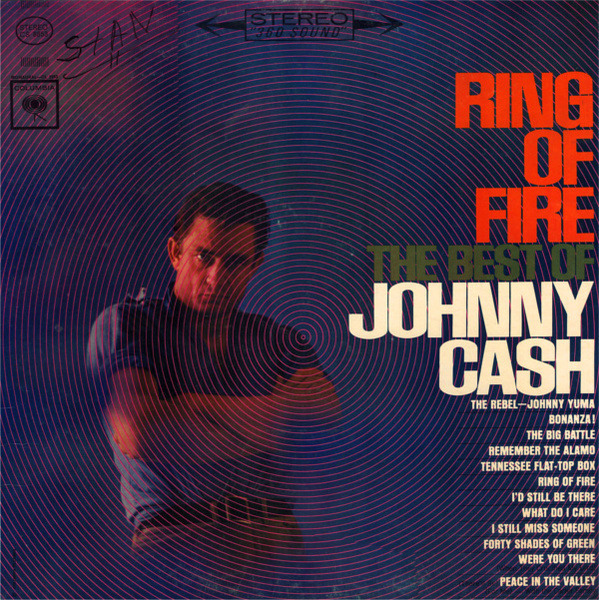 #<Artist:0x007fdc6c82b8b0> - Ring Of Fire - The Best Of Johnny Cash