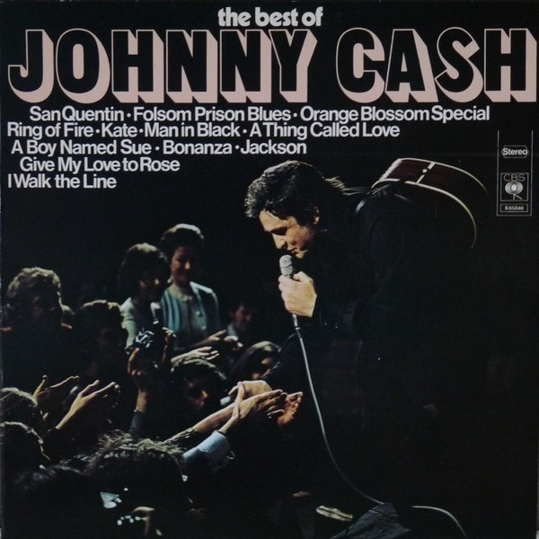 #<Artist:0x00000000075fc880> - The Best Of Johnny Cash
