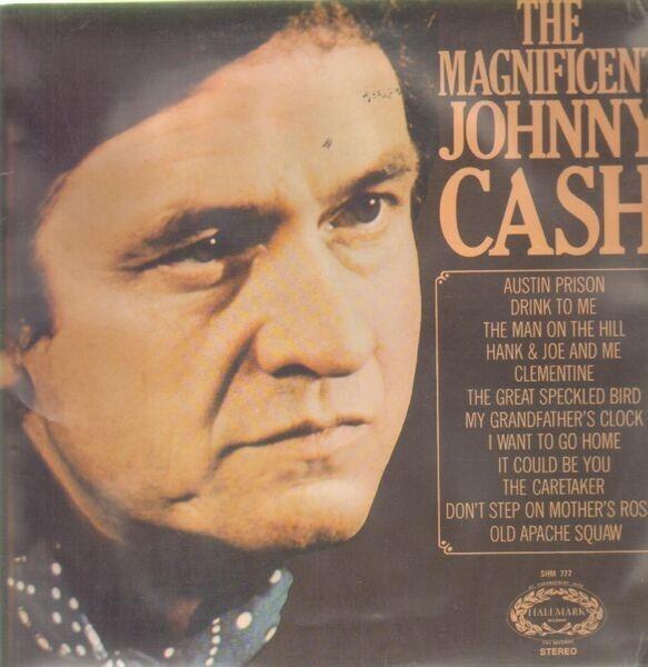 #<Artist:0x00007f8103295a78> - The Magnificent Johnny Cash