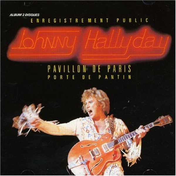 Johnny Hallyday Pavillon De Paris