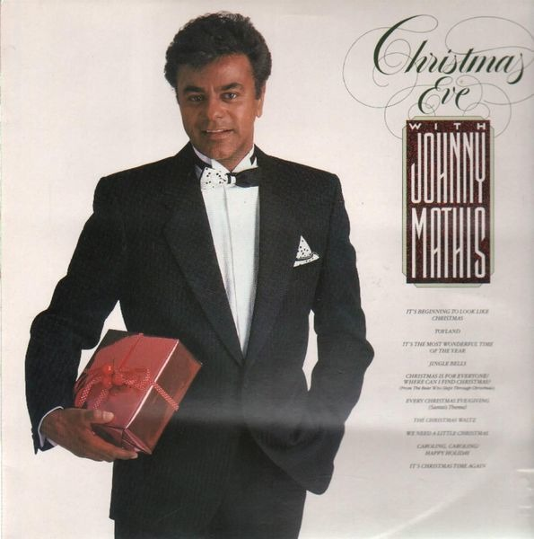 Johnny Mathis Christmas Eve With Johnny Mathis