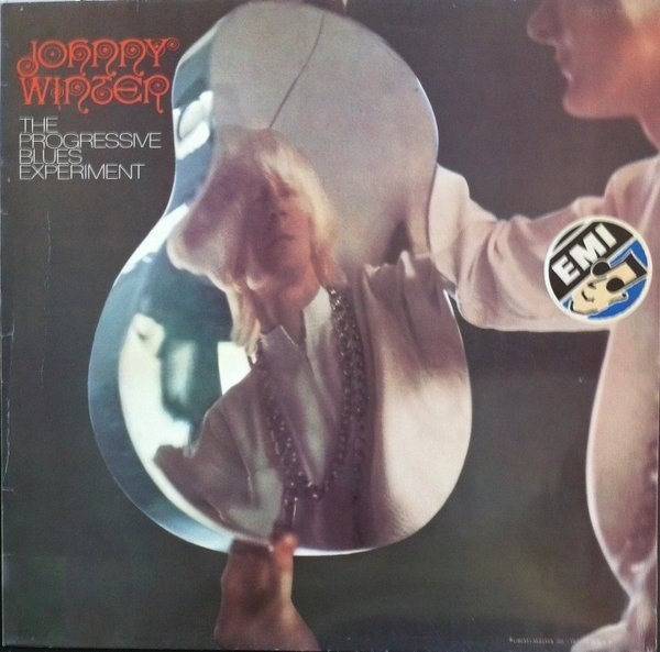johnny winter the progressive blues experiment