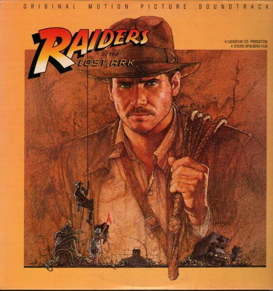 #<Artist:0x00007fd8e1b6c670> - Raiders Of The Lost Ark (OST)