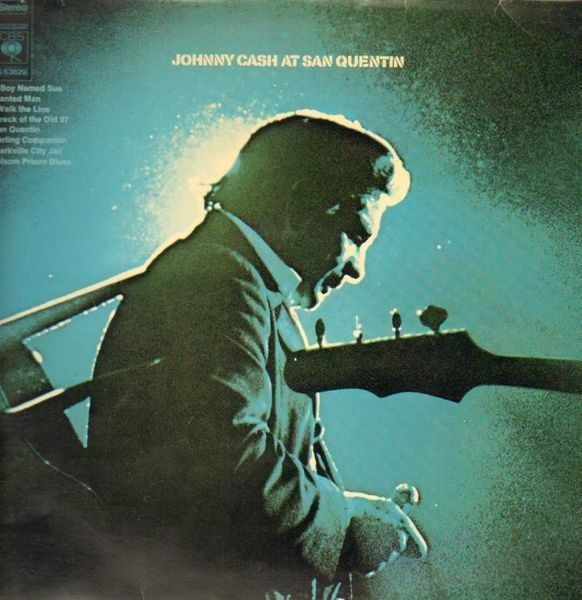 #<Artist:0x00007f6f9c878d00> - Johnny Cash at San Quentin