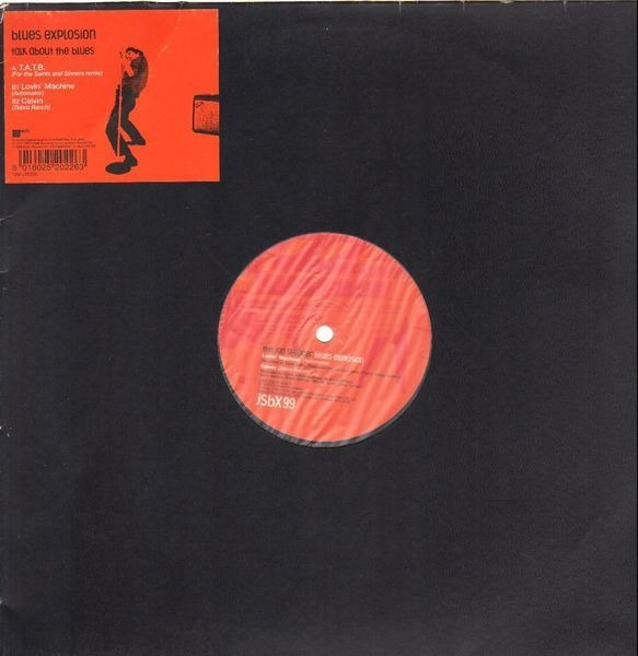 JON -BLUES EXPLO SPENCER - Tatb Holmes Mix - 12 inch x 1