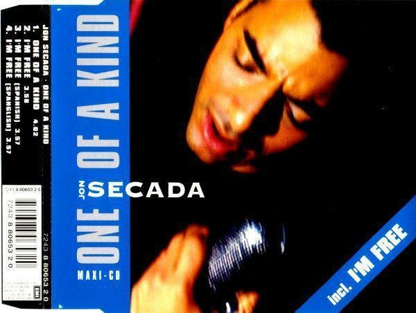 JON SECADA - One Of A Kind - CD single