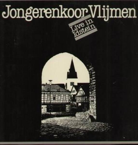 JONGERENKOOR VLIJMEN - Live in Idstein - LP