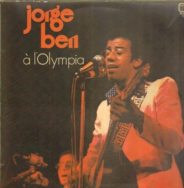 JORGE BEN - À L'Olympia - 33T
