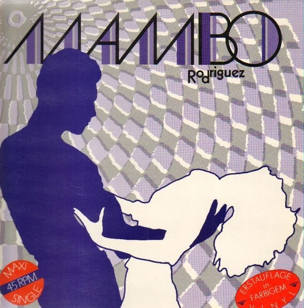 JOSÉ RODRIGUEZ - Mambo (TRANSPARENT) - Maxi x 1