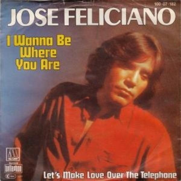 I Wanna Be Where You Are Cheo Feliciano 7 Recordsale