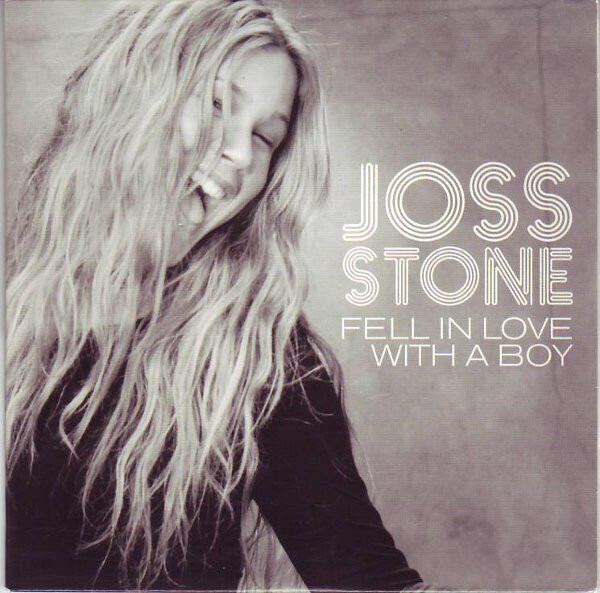 Joss Stone Fell In Love With A Boy