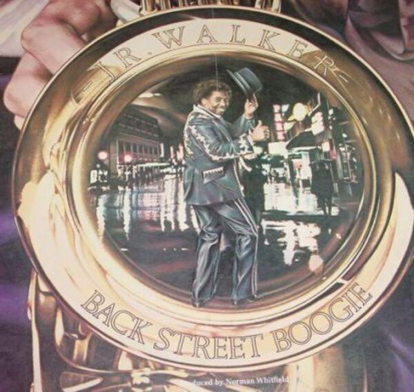 JR. WALKER, JUNIOR WALKER - Back Street Boogie - 33T