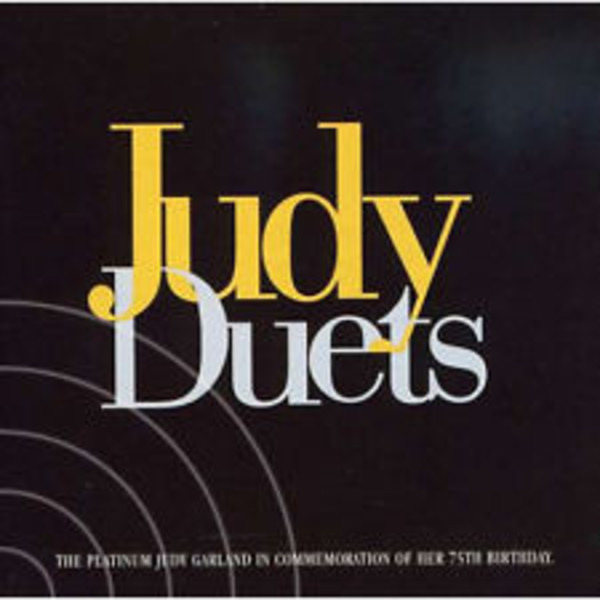 JUDY GARLAND - Judy Duets / Judy At The Palace - CD x 2