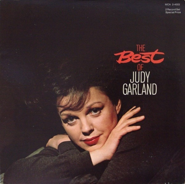 #<Artist:0x007f7daadeeef8> - The Best Of Judy Garland