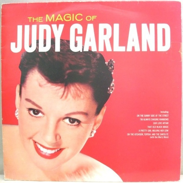 #<Artist:0x007f797a9bf730> - The Magic of Judy Garland