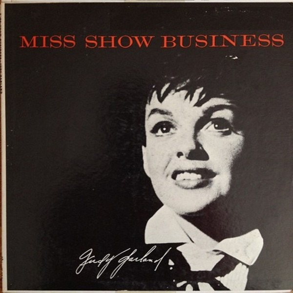 JUDY GARLAND - Miss Show Business (MONO , STILL SEALED) - LP