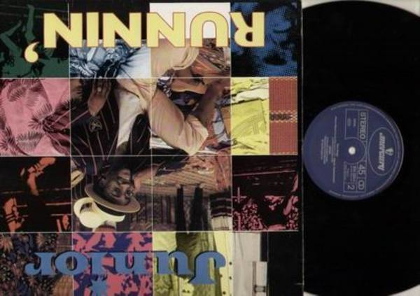 JUNIOR - Runnin' - 12 inch x 1