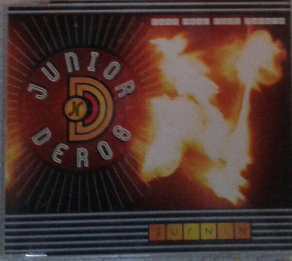 JUNIOR DEROS - Burnin - CD single