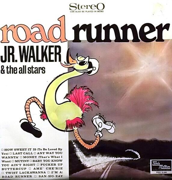 #<Artist:0x007f41e16f6a38> - Road Runner