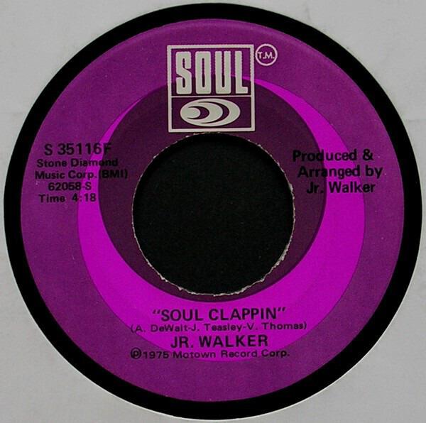 #<Artist:0x000000082e4908> - I'm So Glad / Soul Clappin