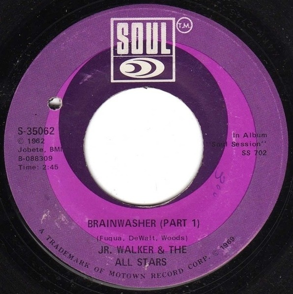 #<Artist:0x007f41d8e0cf10> - What Does It Take (To Win Your Love) / Brainwasher (Part 1)