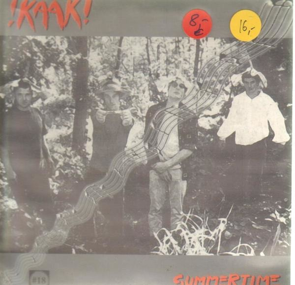 !KAAK! / FRANK SINATRA - Summertime (BROWN VINYL) - 7inch x 1