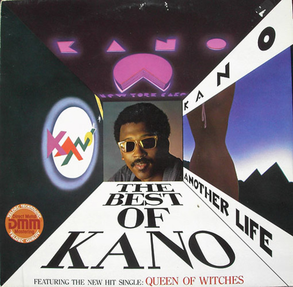#<Artist:0x00007fcea59d4790> - The Best Of Kano