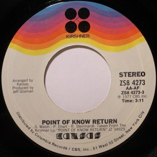 #<Artist:0x007f2774ab8360> - Point of Know Return