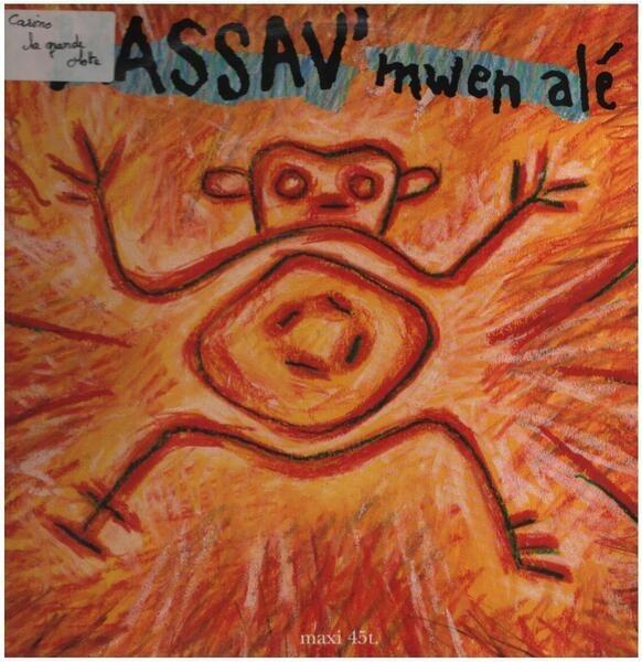 KASSAV' - Mwen Ale - 12 inch x 1