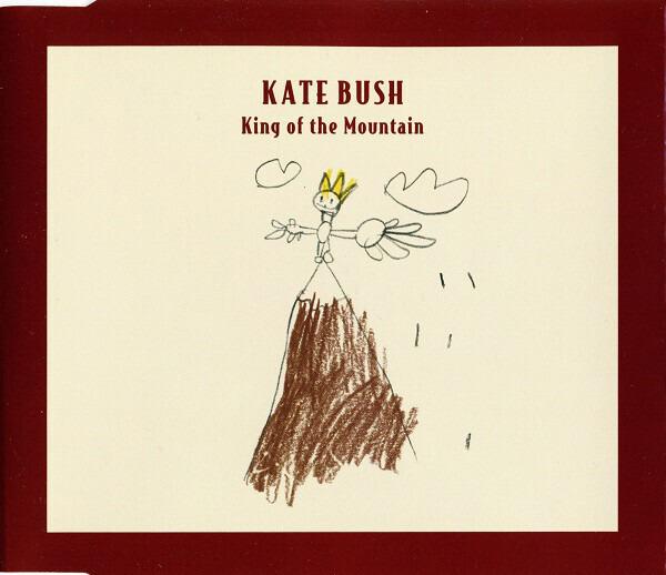 KATE BUSH - King Of The Mountain - CD single