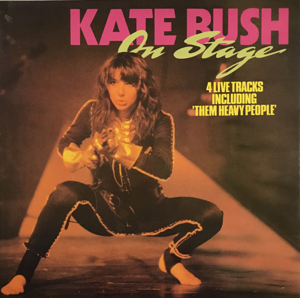 KATE BUSH - On Stage - 12 inch x 1