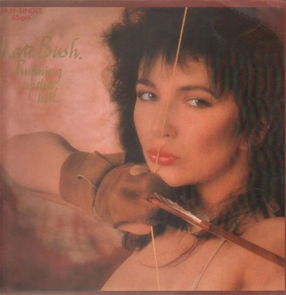 KATE BUSH - Running Up That Hill - Maxi x 1