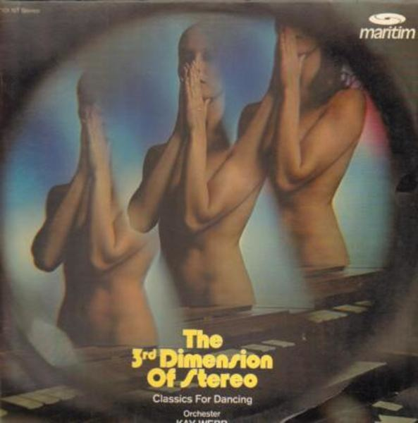 KAY WEBB - The 3rd Dimension Of Stereo - LP