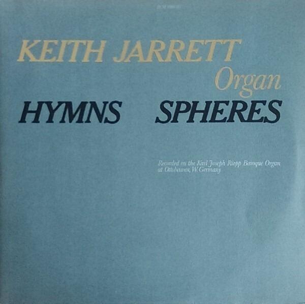 #<Artist:0x00007f96f32a8d70> - Hymns - Spheres