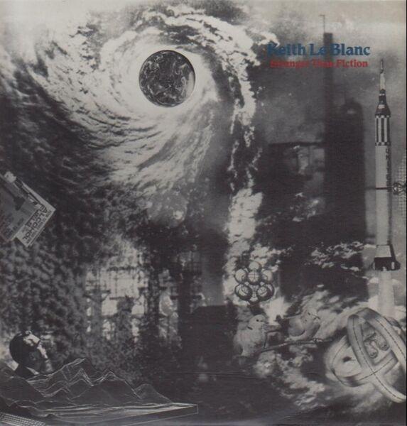 KEITH LEBLANC - Stranger Than Fiction - 33T