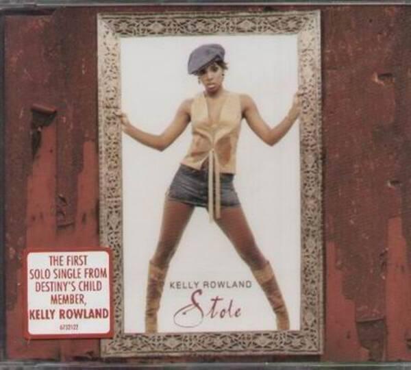 KELLY ROWLAND - Stole - CD single