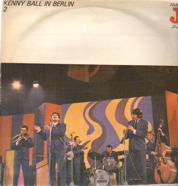 KENNY BALL - Kenny Ball In Berlin 2 - LP