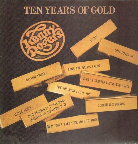 #<Artist:0x00007f811d571c50> - Ten Years Of Gold