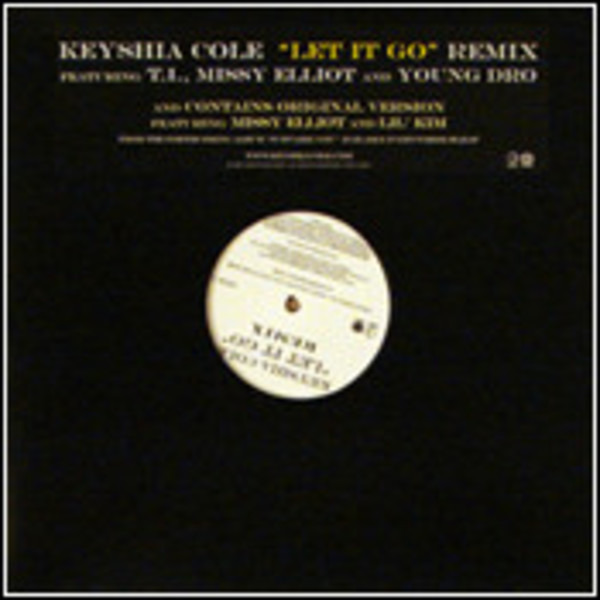 Keyshia Cole Let It Go (Remix)
