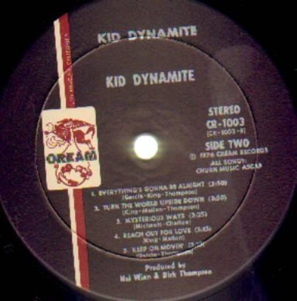 dynamite kid