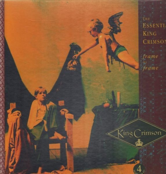 #<Artist:0x007fe34faeaf30> - Frame By Frame (The Essential King Crimson)