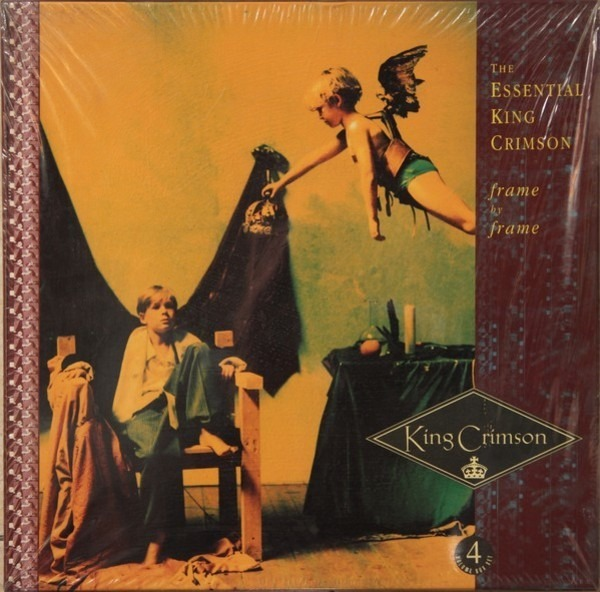 #<Artist:0x007f4e6dfd10e8> - Frame By Frame (The Essential King Crimson)
